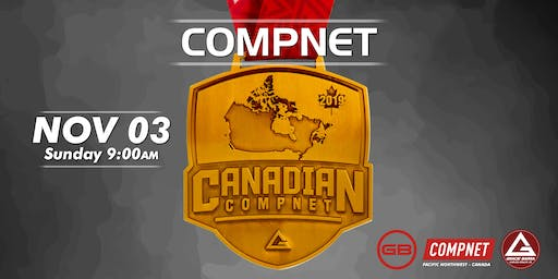 Canadian Compnet - Entry Ticket