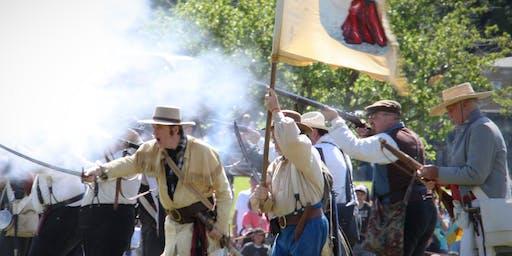 San Jacinto Day Festival and Reenactment