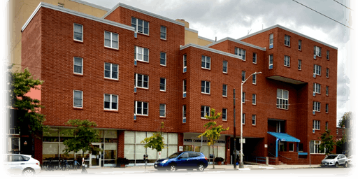 Ribbon Cutting Celebration at Russell Apartments