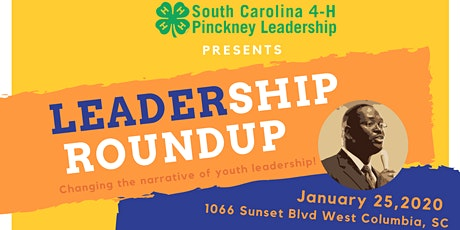 Leadership Roundup tickets