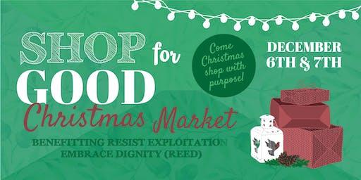 Shop for Good Christmas Market