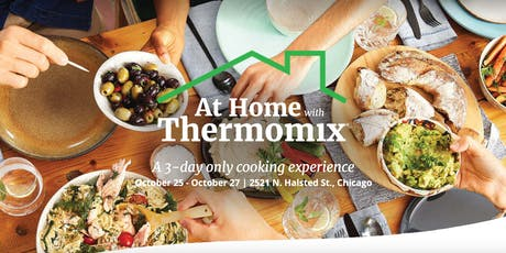 At Home with Thermomix® Pop-Up - Chicago Cooking Experience tickets