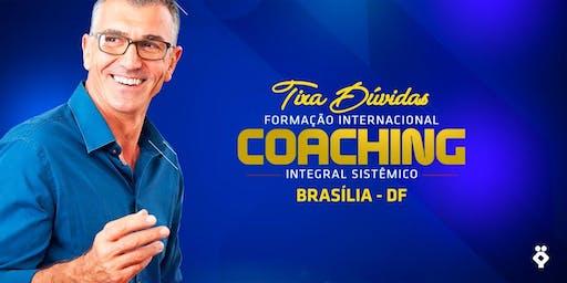 [BRASÍLIA/DF] Tira Dúvidas Formação em Coaching 26/11/2019