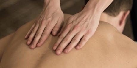 AromaTouch™ Massage Techniek Kennismakingsdag te Turnhout tickets