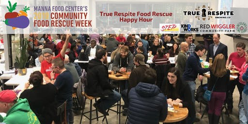 True Respite Food Rescue Happy Hour