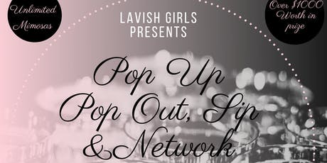 Pop Up , Pop Out , Sip and Network tickets