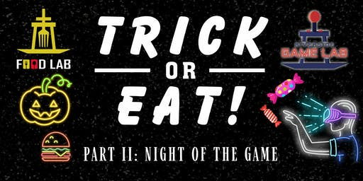 Trick or Eat!