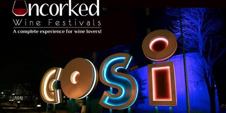 Uncorked: Columbus Wine Festival tickets