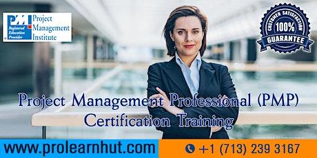 PMP Certification | Project Management Certification| PMP Training in Warren, MI | ProLearnHut tickets