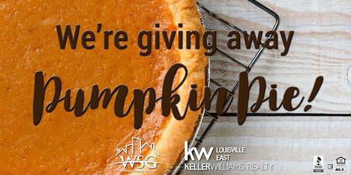 WSG Pie Day!