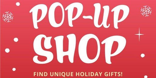 Entrepreneurship Sunday: Holiday Popup Shop
