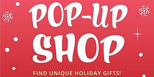 Entrepreneurship Sunday: Holiday Popup Shop