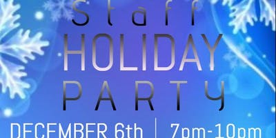 EMRC Staff Holiday Party