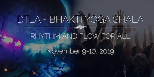 Rhythm + Flow For All!