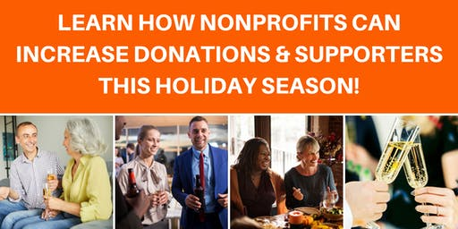 Mission and Mixers: How To Talk About Your Nonprofit At Holiday Parties