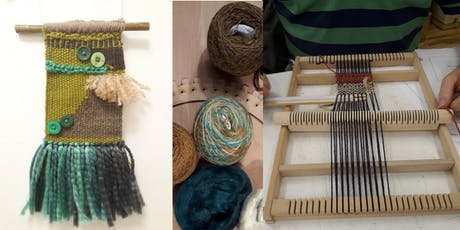 Introduction to Weaving Course - Ramsbottom tickets