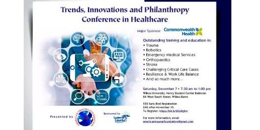 Trends, Innovations and Philanthropy Conference