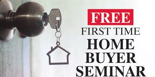 FREE Homebuyer Class