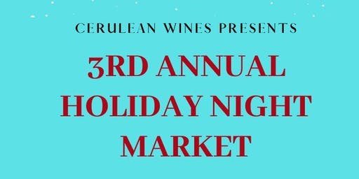Holiday Night Market In The Pearl