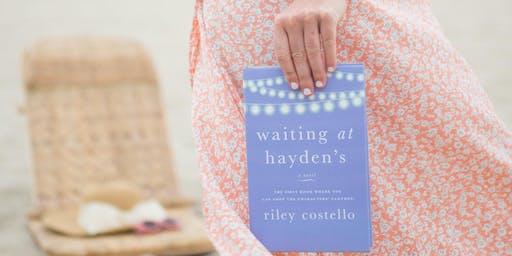 Meet Author Riley Costello