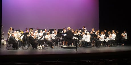 CAC Community Band Fall 2019 Concert tickets