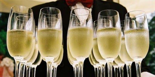 Bacchanalia: Champagne & Cheese