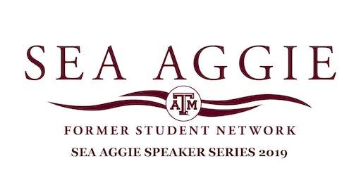 Sea Aggie Former Student Network Speaker Series Dinner November 8th