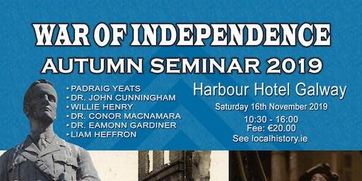 FLHS - War of Independence Seminar - Autumn 2019