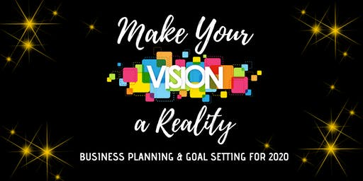 Make Your Vision A Reality @ Independence Title Round Rock - 12/2/19