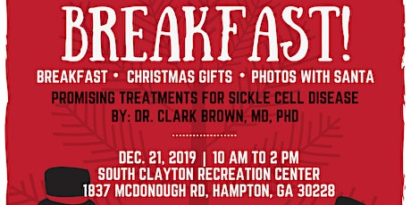 2019 Holiday Breakfast for Sickle Cell Families tickets