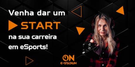 CURSO: Dê um START nos eSports ingressos