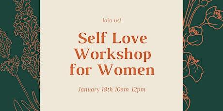 Self Love Workshop for Women tickets