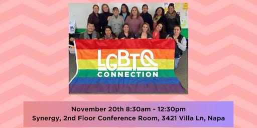 LGBTQ Best Practices in Napa