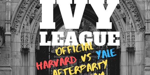 THE IVY LEAGUE | Yale vs. Harvard Tailgate After Party