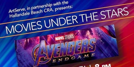 Movies Under The Stars | Marvel Avengers: Endgame