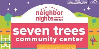 Touch-A-Truck: San Jose Neighbor Nights