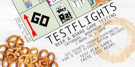 Test Flights at Empirical Brewery tickets