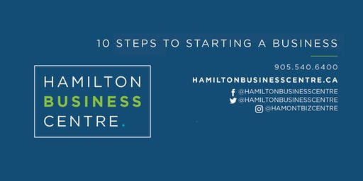 10 Steps to Starting a Business