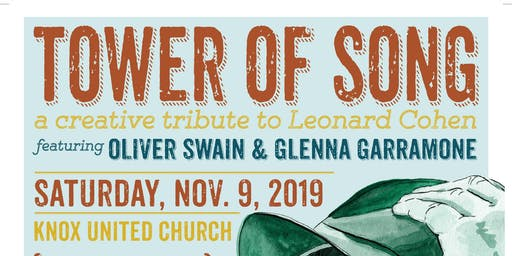 Tower of Song - A Creative Tribute to Leonard Cohen