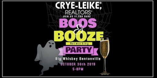 Boos & Booze Party