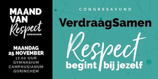 VerdraagSamen - Maand van Respect Gorinchem