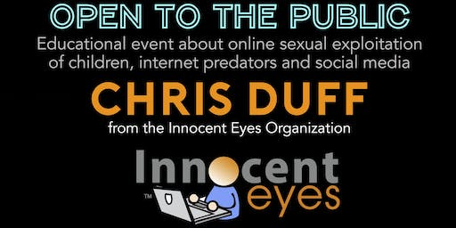 Internet Safety Event (Social Media, Online Predators)