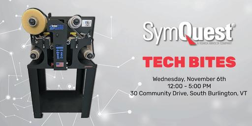 Tech Bites at SymQuest South Burlington