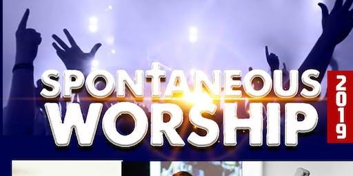 SPONTANEOUS WORSHIP 2019- STOKE-ON-TRENT