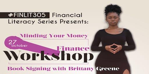 FinLit: Minding Your Money [Free Money Management Workshop & Book Signing]