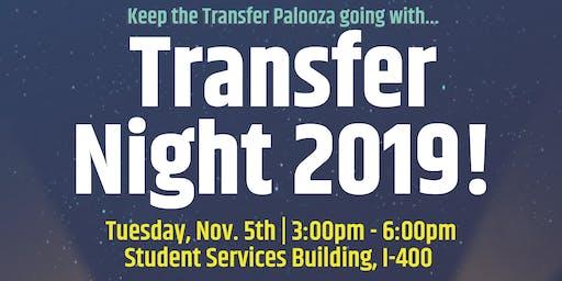 Mesa Transfer Night