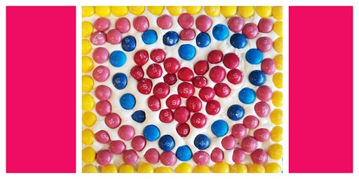 Date Night- Valentine's Candy Mosaics (3-9 Years)