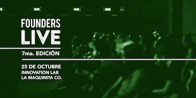 Founders Live Buenos Aires - 7ma Edicion
