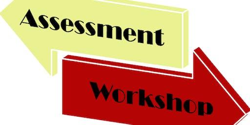2019 Assessment Workshop