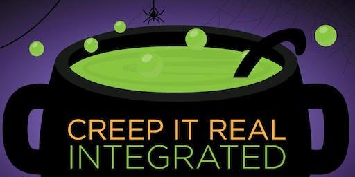 Creep It Real Integrated - Program + Halloween Social